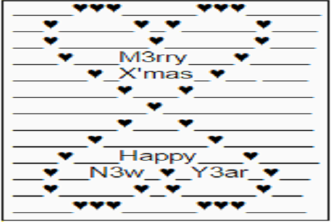 Noel 2014: Những tin nhắn hình độc đáo và ý nghĩa nhất - Ảnh 8