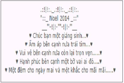 Noel 2014: Những tin nhắn hình độc đáo và ý nghĩa nhất - Ảnh 9