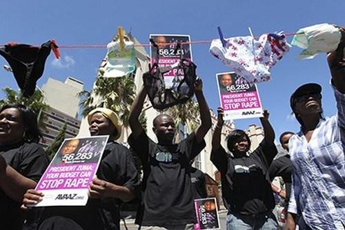 Top 10 quốc gia đứng đầu  thế giới về nạn hiếp dâm - Ảnh 2
