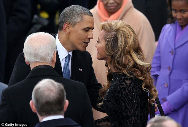 """Tổng thống Mỹ Obama cũng dính """"nghi án ngoại tình""""? - Ảnh 1"""