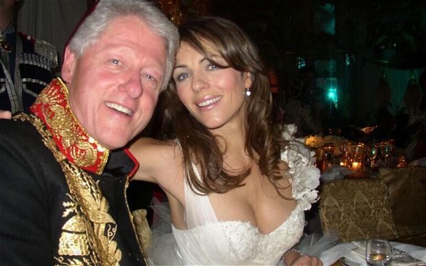 Cựu Tổng thống Mỹ Bill Clinton lại ngoại tình? - Ảnh 1