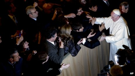 Giáo hoàng Francis cảnh cáo Mafia - Ảnh 2