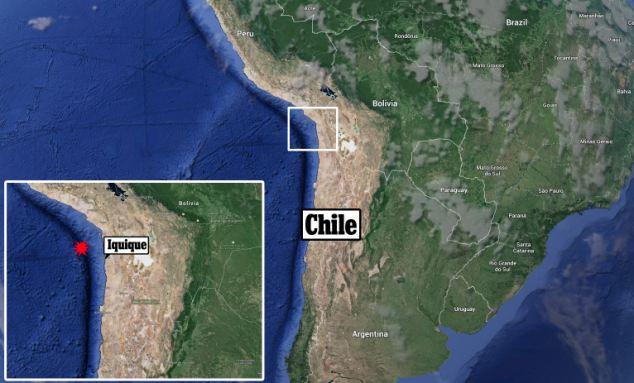 Sóng thần ở Chile, hàng trăm tù nhân vượt ngục - Ảnh 10
