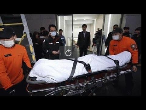 Đám tang xúc động của thầy hiệu phó sau vụ chìm phà Sewol - Ảnh 3