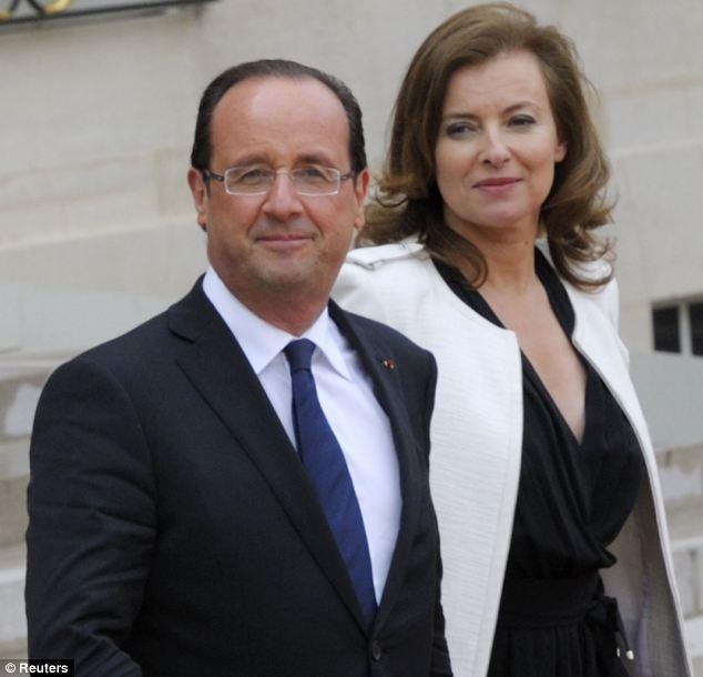 Cựu Tổng thống Sarkozy từng tán tỉnh bạn gái Hollande? - Ảnh 4
