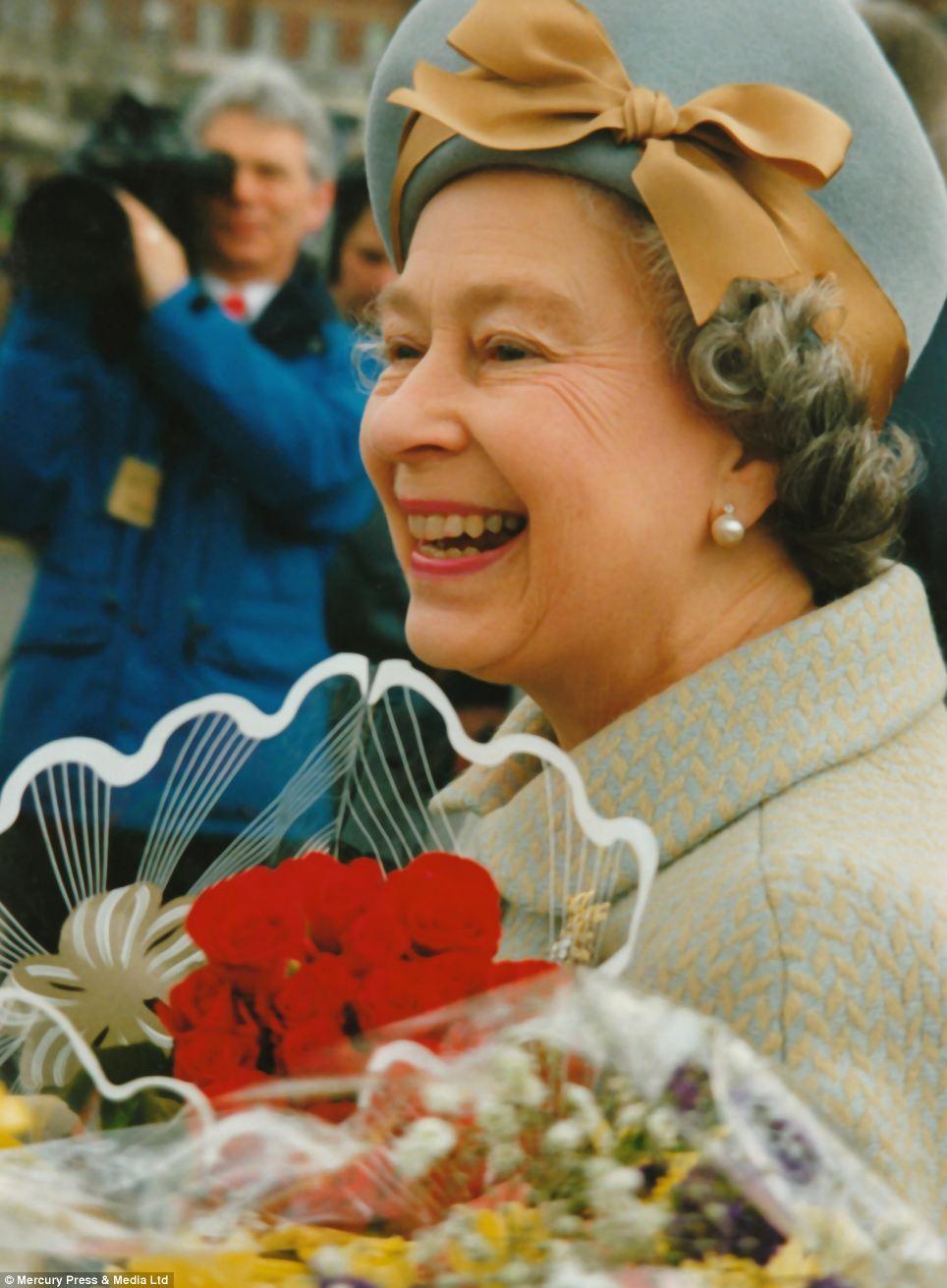 """Những bức ảnh """"độc"""" về gia đình hoàng gia Anh - Ảnh 6"""