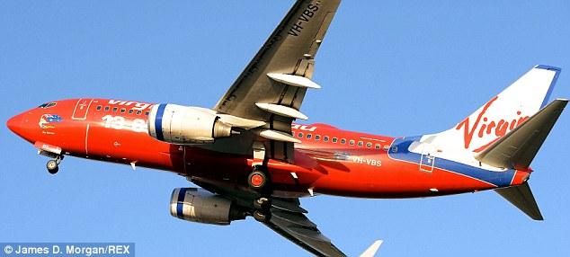 Máy bay Virgin Blue hạ cánh khẩn cấp vì không tặc? - Ảnh 1