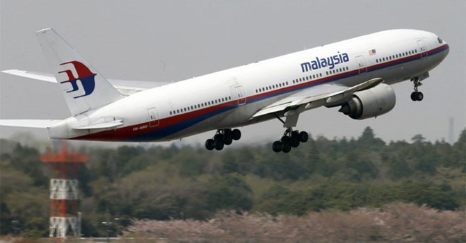 Tìm kiếm máy bay Malaysia mất tích dưới đáy biển - Ảnh 1