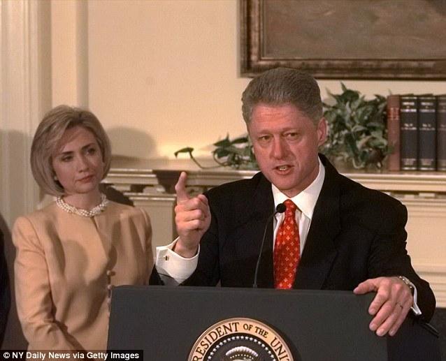 Cựu Tổng thống Bill Clinton sẽ công khai xin lỗi Lewinsky? - Ảnh 3
