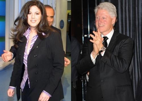 Cựu Tổng thống Bill Clinton sẽ công khai xin lỗi Lewinsky? - Ảnh 1
