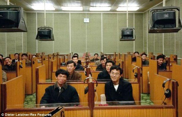 """Hình ảnh cuộc sống """"tương phản"""" giữa hai miền Triều Tiên - Ảnh 7"""