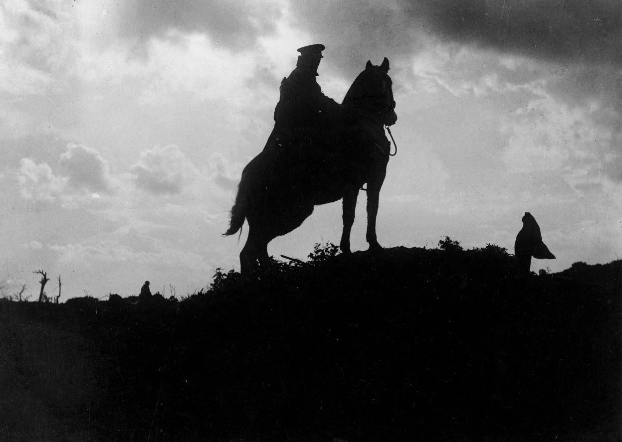 """Những """"chiến binh đặc biệt"""" trong Chiến tranh Thế giới thứ nhất - Ảnh 1"""