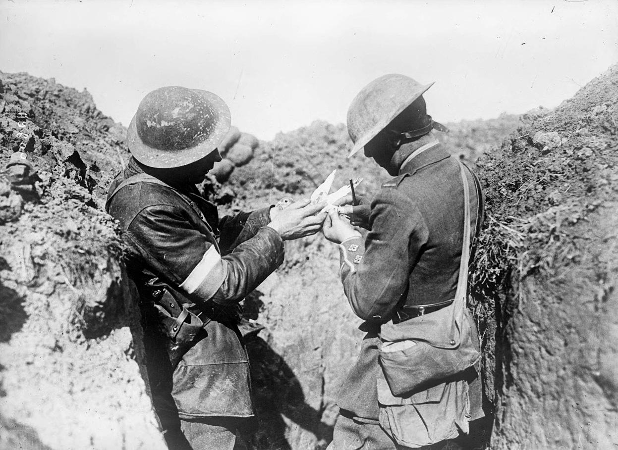 """Những """"chiến binh đặc biệt"""" trong Chiến tranh Thế giới thứ nhất - Ảnh 9"""