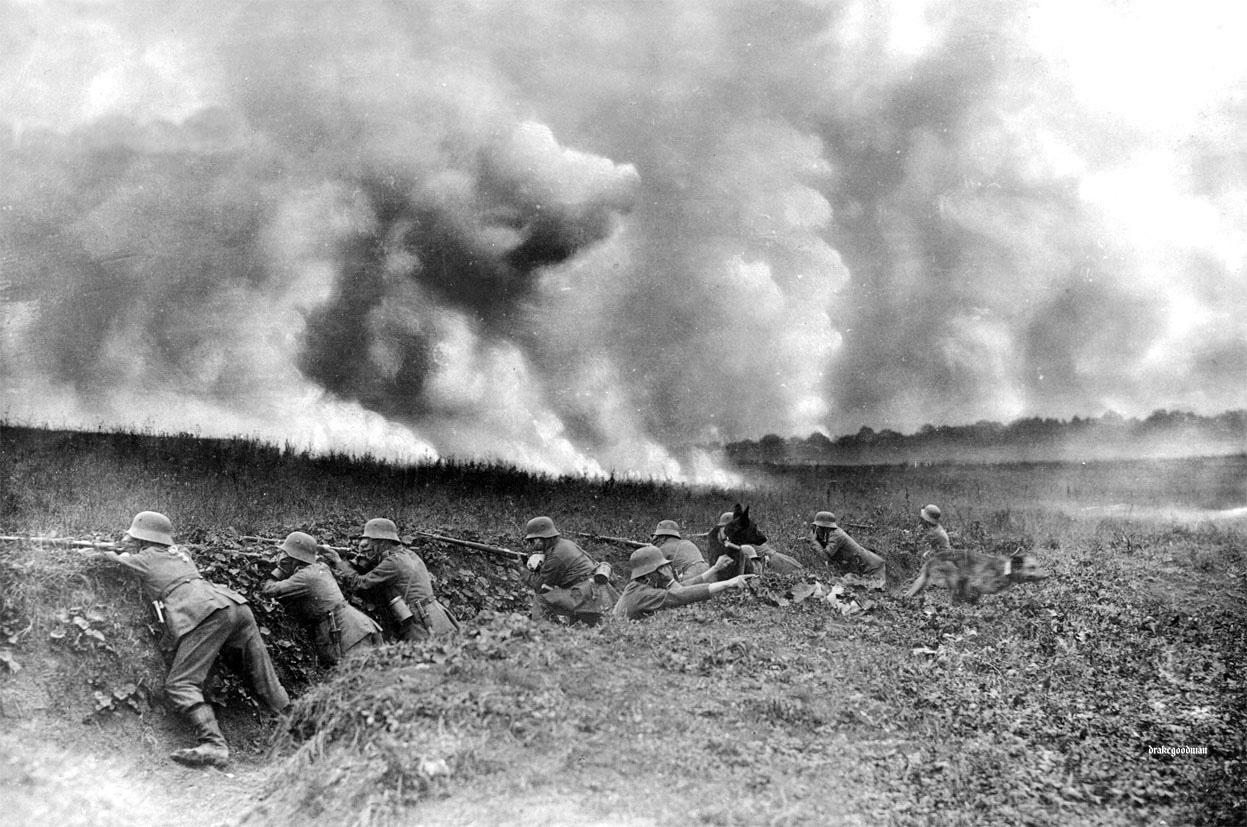 """Những """"chiến binh đặc biệt"""" trong Chiến tranh Thế giới thứ nhất - Ảnh 2"""