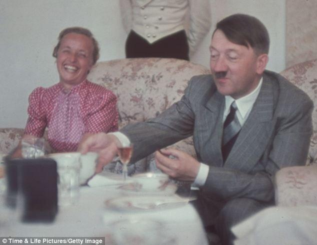Tiết lộ đời tư của trùm phát xít Adolf Hitler - Ảnh 1