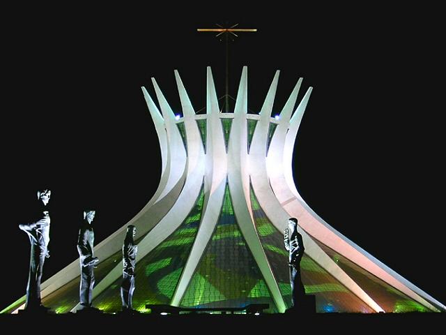 Muôn vẻ, các thành phố Brazil đăng cai World Cup 2014 - Ảnh 2