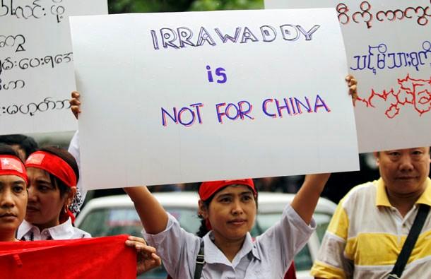 Trung Quốc hốt hoảng trước nguy cơ 'mất' Myanmar - Ảnh 1