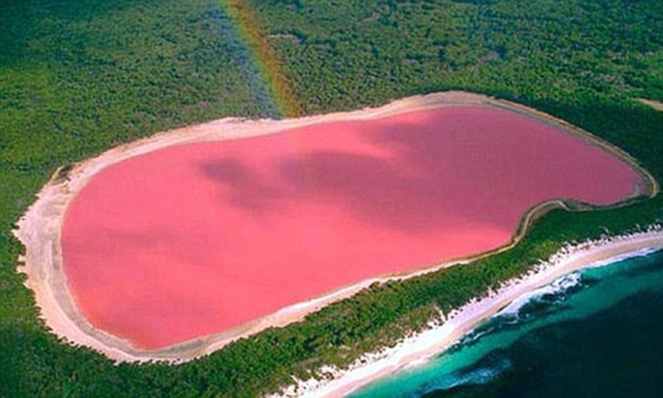 Khám phá 10 hồ nước kỳ lạ trên thế giới - Ảnh 2