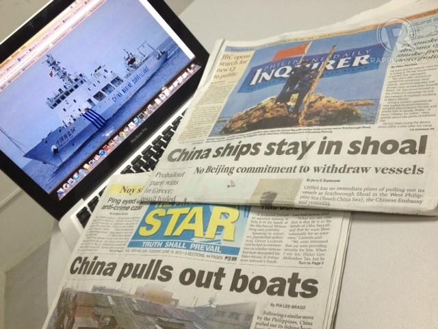 Bài học Philippines: Mất bãi cạn vì tin Trung Quốc - Ảnh 2