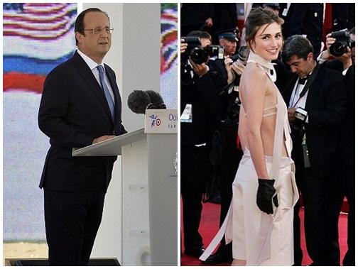 Tổng thống Pháp chính thức cưới nhân tình vào sinh nhật 60? - Ảnh 1