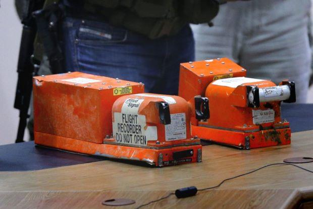 Hà Lan: Dữ liệu hộp đen MH17 còn nguyên vẹn - Ảnh 1