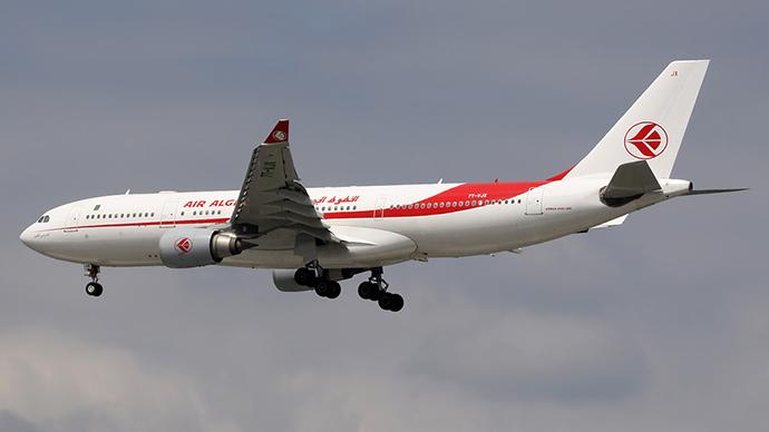 Máy bay Algeria đã rơi tại Mali - Ảnh 1