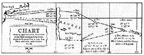 Lý giải bí ẩn con tàu Mary Celeste  - Ảnh 1