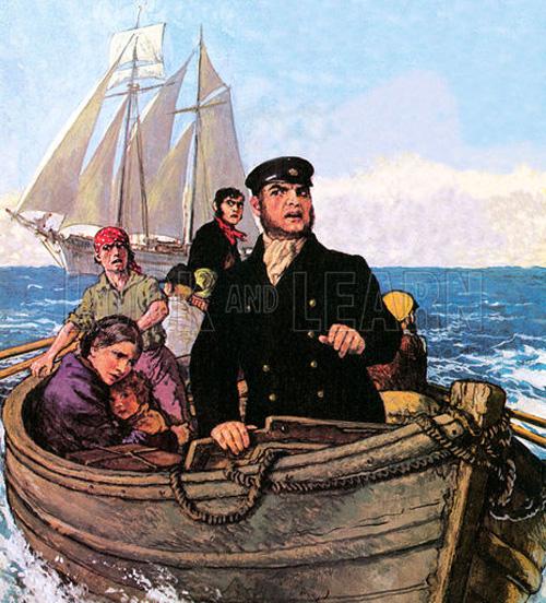 Lý giải bí ẩn con tàu Mary Celeste  - Ảnh 2