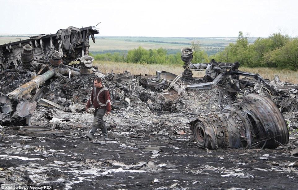 """Các nhà điều tra tránh xa hiện trường MH17 vì... sợ """"ăn"""" đạn - Ảnh 1"""