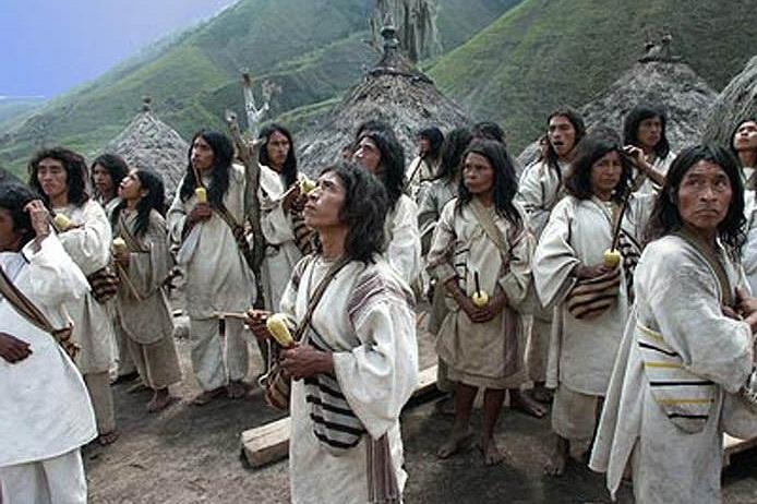 Kỳ lạ bộ tộc sống giữa rừng, cực kỳ thông thái - Ảnh 11