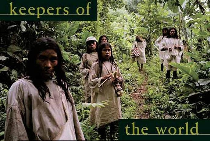 Kỳ lạ bộ tộc sống giữa rừng, cực kỳ thông thái - Ảnh 13
