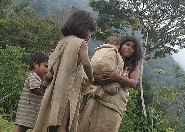 Kỳ lạ bộ tộc sống giữa rừng, cực kỳ thông thái - Ảnh 16