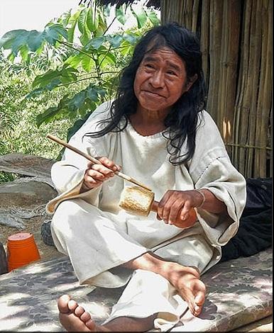 Kỳ lạ bộ tộc sống giữa rừng, cực kỳ thông thái - Ảnh 4