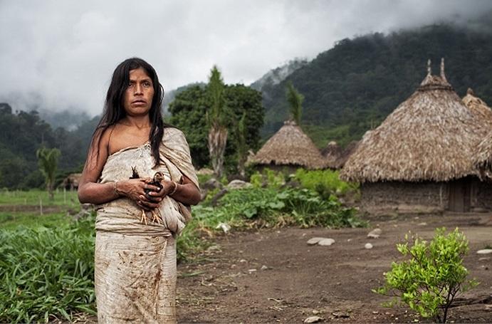 Kỳ lạ bộ tộc sống giữa rừng, cực kỳ thông thái - Ảnh 5