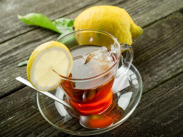 Trà chanh – Thức uống đơn giản mà cực tốt cho sức khỏe - Ảnh 1