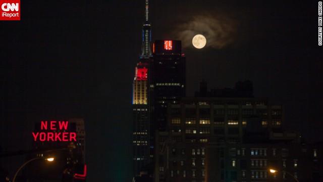 """""""Siêu trăng"""" sẽ xuất hiện vào đêm rằm tháng 7 - Ảnh 1"""