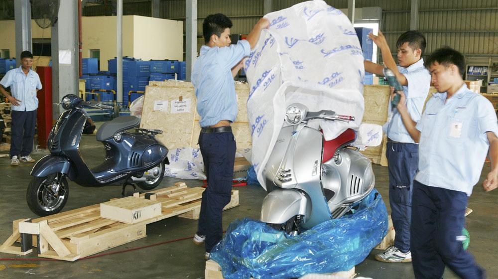 Xe tay ga đắt nhất thế giới bất ngờ về Việt Nam - Ảnh 10