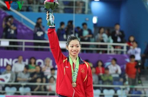Asiad 17: Phan Thị Hà Thanh giành tấm huy chương lịch sử - Ảnh 1