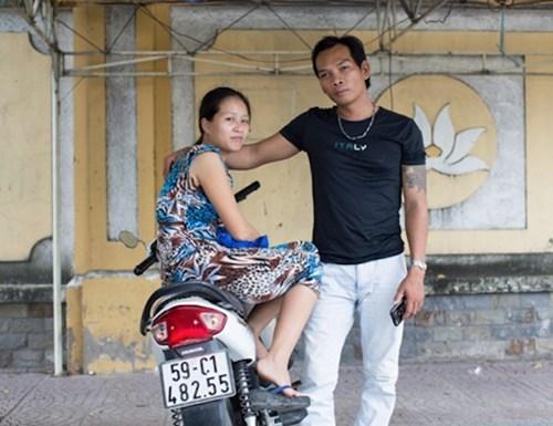 Tấm ảnh xôn xao Facebook kể chuyện tình vợ nhặt thời hiện đại - Ảnh 1