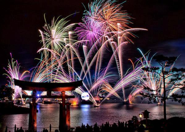 Những hình ảnh chúc mừng năm mới 2015 ấn tượng trên thế giới - Ảnh 1