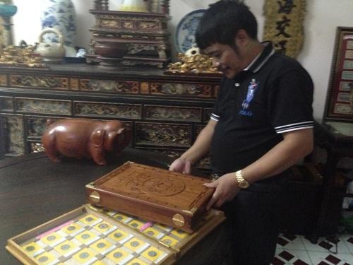 Những bộ sưu tập tiền cổ quý giá ở Việt Nam - Ảnh 1