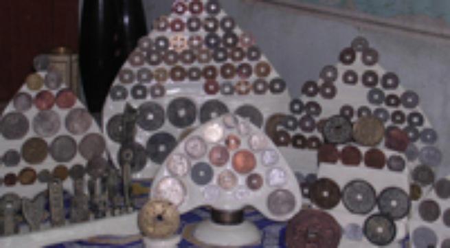 Những bộ sưu tập tiền cổ quý giá ở Việt Nam - Ảnh 3