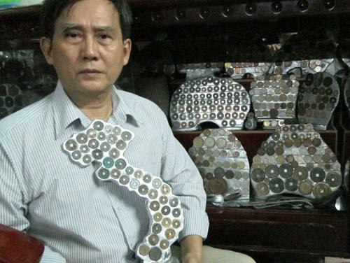 Những bộ sưu tập tiền cổ quý giá ở Việt Nam - Ảnh 4