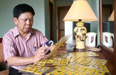 Những bộ sưu tập tiền cổ quý giá ở Việt Nam - Ảnh 5