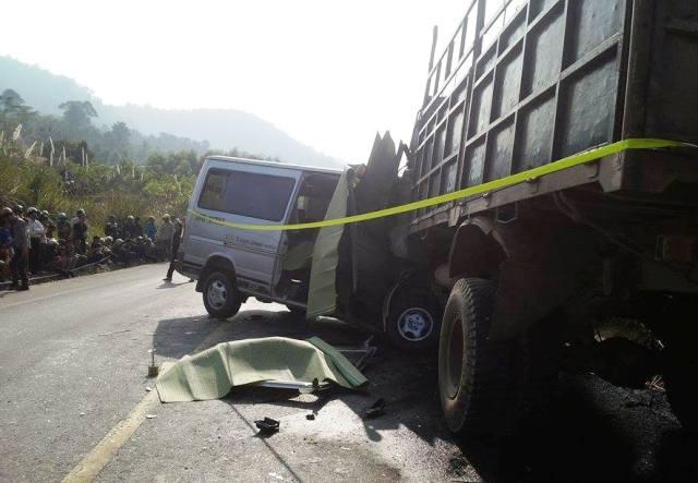 Chỉ đạo khắc phục hậu quả vụ tai nạn thảm khốc ở Thanh Hóa - Ảnh 1