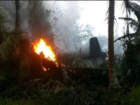7 vụ rơi máy bay quân sự gần đây nhất trên thế giới - Ảnh 4