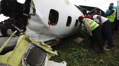 7 vụ rơi máy bay quân sự gần đây nhất trên thế giới - Ảnh 6