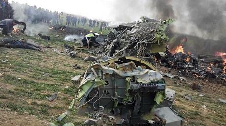 7 vụ rơi máy bay quân sự gần đây nhất trên thế giới - Ảnh 3