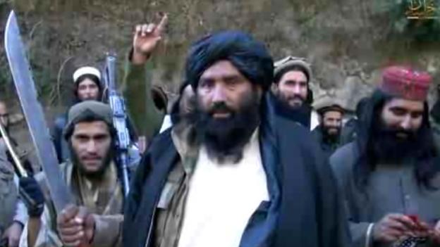 NATO không kích, tiêu diệt cựu thủ lĩnh Taliban - Ảnh 1