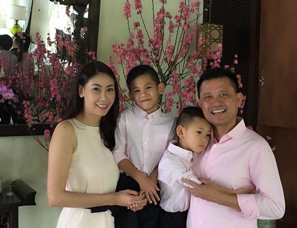 10 ảnh hot trên Facebook Sao Việt ngày đầu năm - Ảnh 4